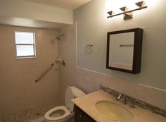 Spa-like bathroom - After
