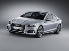 New Audi A5 Coupé: the design