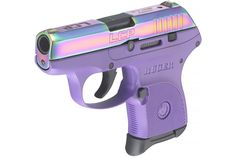 Ruger LCP 380 ACP with Purple Color Cased Slide Sportsman s Outdoor Superstore 380 Acp, Lcp 380, Katana, Purple Gun, Pink Guns, Big Girl Toys, Ruger Lcp, Custom Guns, Military Guns