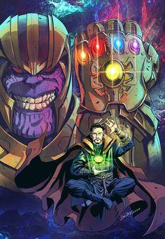 One out of 14 billion chances to beat him Marvel Fan Art, Marvel Comics Art, Marvel Heroes, Anime Comics, Avengers Earth's Mightiest Heroes, Avengers Art, Avengers Comics, Geeks, Infinity Gauntlet Comic