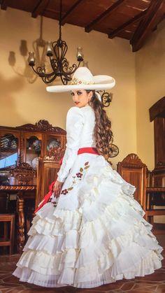 229 Mejores Imágenes De Vestidos Mexicanos En 2019