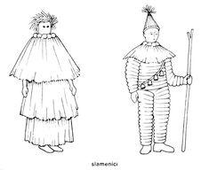 slamenik Folklore, Image, Art, Art Background, Kunst, Performing Arts, Art Education Resources, Artworks