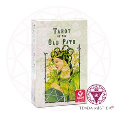 Baralho Tarot - Tarot of the Old Path Tarot, Paths, Old Things, Cover, Books, Old Stuff, Decks, Libros, Book
