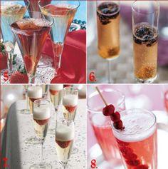 New Years Eve Drinks
