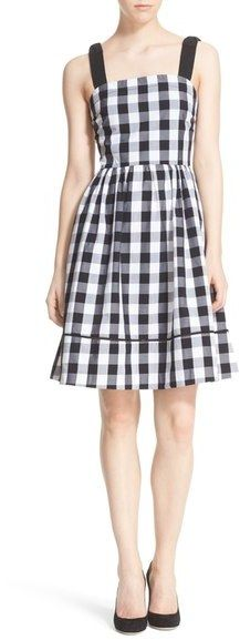 "<a target=""_blank"" href=""https://api.shopstyle.com/action/apiVisitRetailer?id=526766139&pid=uid4900-34349430-83"">Kate Spade New York Gingham Fit & Flare Dress • Kate Spade • $298 </a><br>"