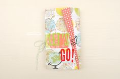 Let's go!  . Scrapbooking album . Àurea Estellé