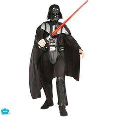 Disfraz de Darth Vader Luxury Star Wars para hombre