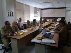 Bidang Peraturan lakukan Rapat pembahasan perubahan Pergub Pendelegasian Wewenang