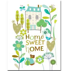 New Home card by Liz and Pip
