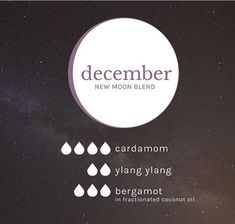 December moon blend