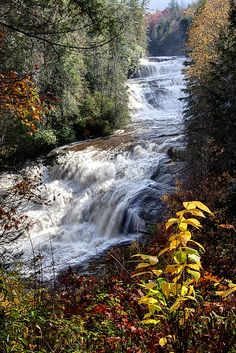 Triple Falls ll, DuPont State Forest- beautiful falls. Also got to see the Blue ghost fireflies! Blue Ridge Parkway, Blue Ridge Mountains, Monte Azul, Lake Junaluska, Dupont State Forest, High Falls, Way To Heaven, The Great Outdoors, Beautiful Places