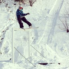 """@treeforce's photo: """"Nejc Pucko pulled a different kind of a hatrick on this footbal field #winterlivin #steeze #style #footbal"""""""
