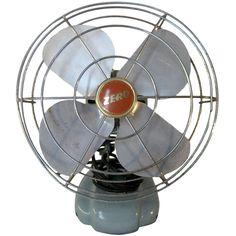 Vintage Zero Edison Fan