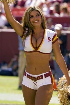 Who said NFL isn't sexy?