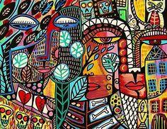 Sandra Silberzweig ~ Rebirth Tree of Life ~