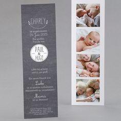 Geburtskarten - B21-003