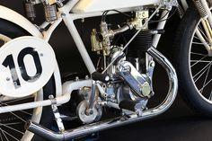 1921 MAGNAT-DEBON Racing 350cc