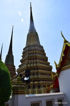 Tempelanlage des Wat Pho