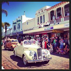Napier Art Deco Weekend 2013