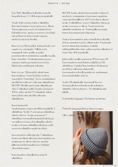 rknits reine   neuleohje helppoon pipoon   Reetta Pelli Words, Anna, Diy, Crafts, Queen, Manualidades, Bricolage, Do It Yourself, Handmade Crafts