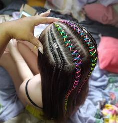 Healthy Hair, Braids, Curly, Make Up, Pasta, Hair Styles, Beauty, Straight Hairstyles Prom, Stylish Hairstyles