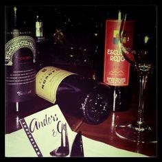 Diverse  rode wijnen