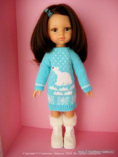Радужная коллекция. Одежда для кукол Paola Reina / Paola Reina, Antonio Juan и другие испанские куклы / Бэйбики. Куклы фото. Одежда для кукол