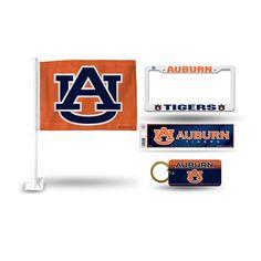 Auburn Tigers NCAA 4 Piece Car Kit