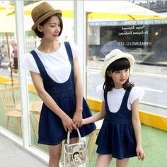 #aliexpress, #fashion, #outfit, #apparel, #shoes mother, #daughter, #<font><b>dresses</b></font>, #family, #matching, #outfits, #girls, #sundress, #strap, #<font><b>dress</b></font>, #white, #t, #shirt, #<font><b>women</b></font>, #blue, #denim, #<font><b>dress</b></font>, #kids, #clothes http://s.click.aliexpress.com/e/EeqVrV7uJ