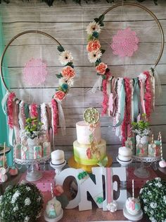Dream Catcher Birthday Party Ideas