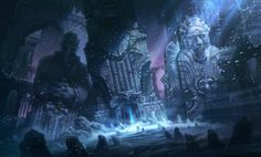 At the Mountains of Madness_2_Howard Lovecraft by ivany86.deviantart.com on @DeviantArt