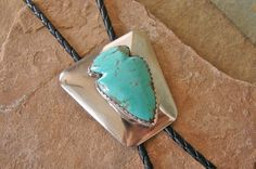Hey, I found this really awesome Etsy listing at https://www.etsy.com/listing/161478505/navajo-turquoise-arrowhead-bolo-tie  I would be eternally grateful if you got this for me! Thanks in advance!!