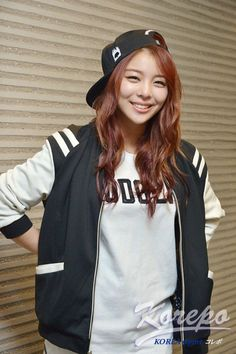 Ailee- like this brown