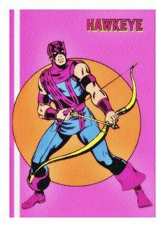 Hawkeye Marvel E Dc, Marvel Comics Art, Marvel Heroes, Kate Bishop, Marvel Comic Character, Clint Barton, Hawkeye, Misfits, Black Widow