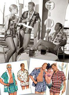 Cabana Suits