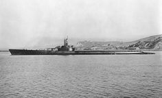2nd December 1943 - USS Tang off Mare Island Navy Yard Vallejo California United States