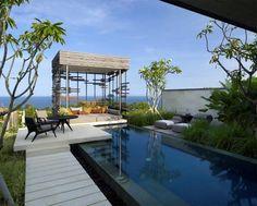 swimming pool, Alila Villas, Uluwatu, Bali