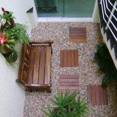 Jardines de invierno de estilo moderno de MC3 Arquitetura . Paisagismo . Interiores