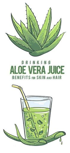 How To Prepare Aloe Vera Juice And Benefits
