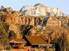 VRBO.com #941995ha - Secluded/Private 10 Acre Estate in & Surrounded by Zion National Park