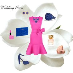 """Wedding Guest"" by natureschild on Polyvore"
