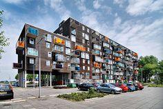 Wozoco by MVRDV - 'container apartments' (1)