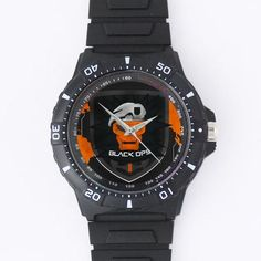 Call Of Duty Black Ops 2 Skull Watch