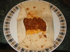 Texas Cookin' at Home: Folding Food - Burritos and Chimichangas