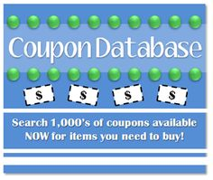 Contact These 173 Manufacturers for High Value Coupons!