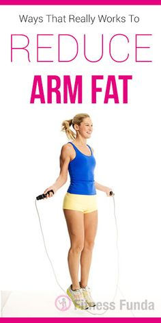 Are you carrying big and flabby arms that actually putting you down & ruin your appearance? #fitness