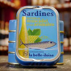 Sardine mit Muscadet-Wein