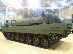 # ALTAY MBT # tank # military # army