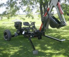 Image result for homemade tractors plans