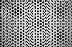 Pattern and perforation. Yup, obsessed with this!